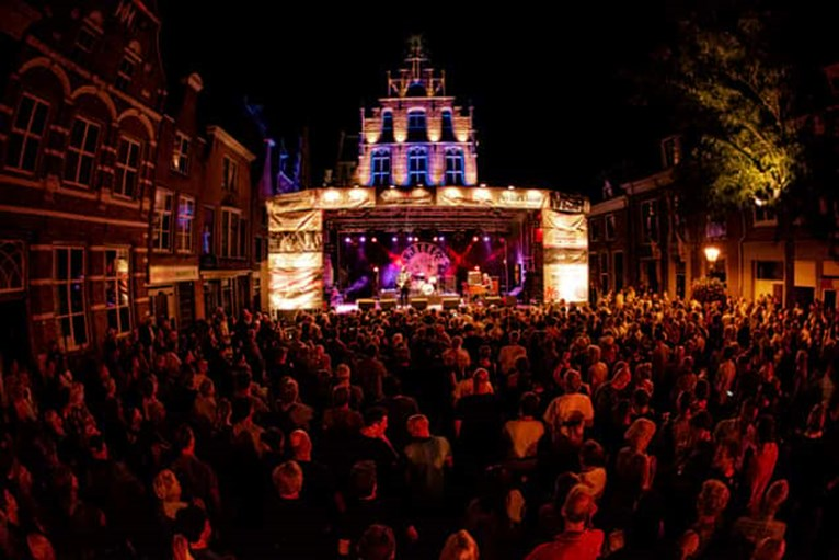 Culemborg Blues Podium
